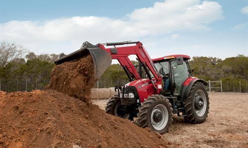 Magnum 240 | 4-Wheel Drive Row Crop Tractor | Case IH