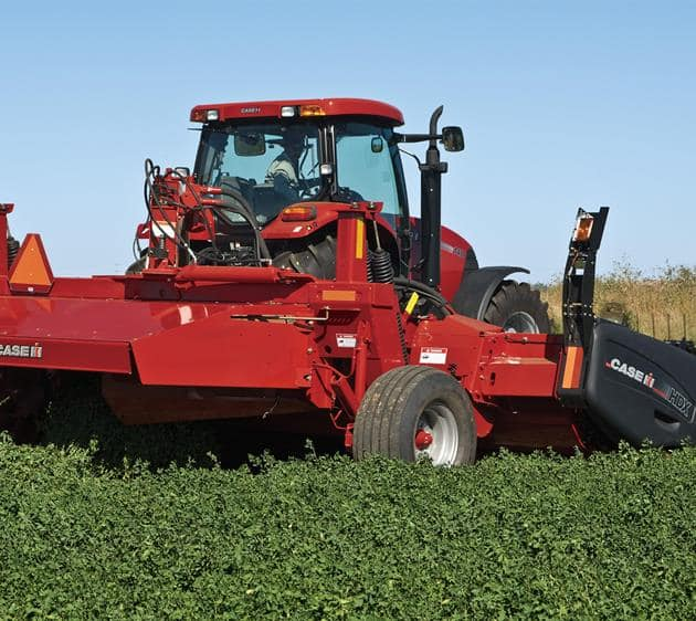 Sickle Bar Mower Conditioners | Hay Cutting Equipment | Case IH