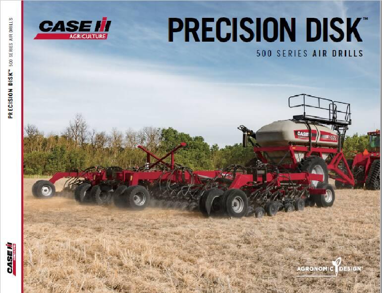Precision Disk™ 500 Series Air Drills