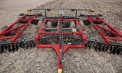 True-Tandem Disk Harrow 345 Highlights