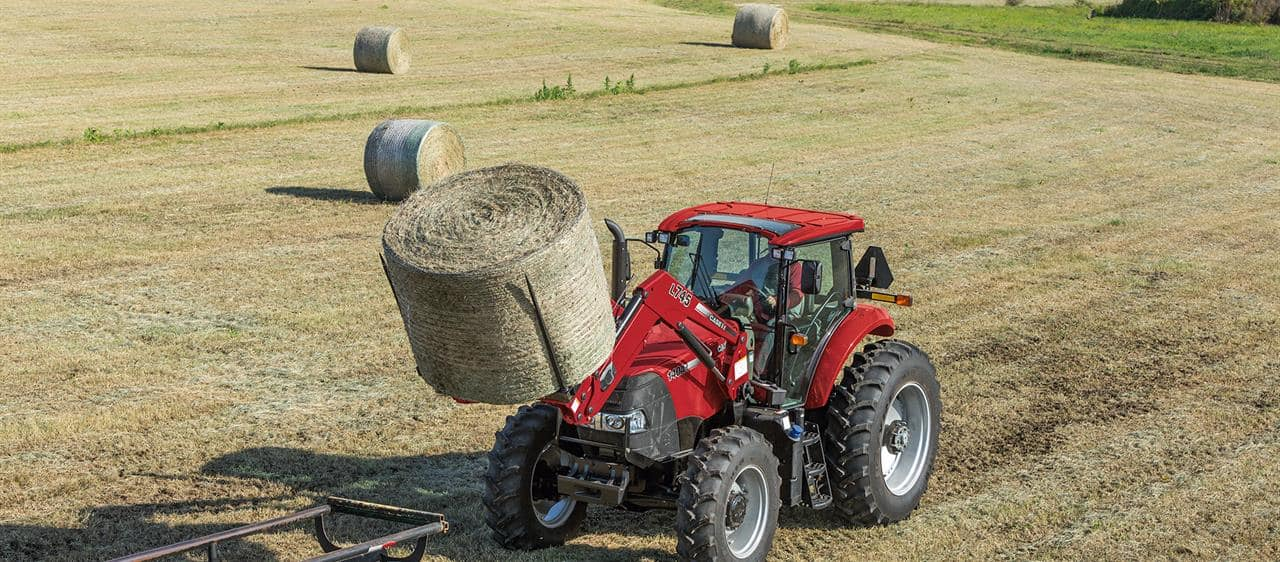 Farmall-100A_Loaders and Attachments
