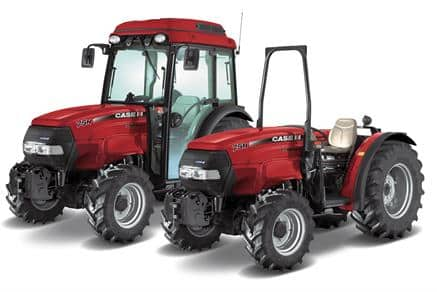 Farmall N Series Cab or ROPS Configurations