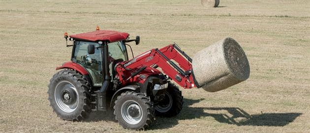 Maxxum 150 with L755 Loader