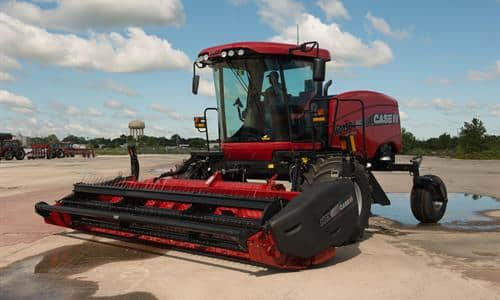 HDX162 Sickle Bar Headers | Hay Farming & Swathers | Case IH