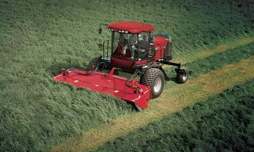 Swather and Windrower | Sickle Bar Mowers | Case IH