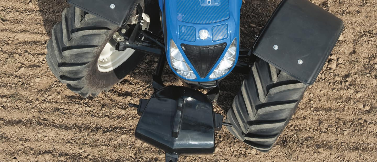 Innovation New Holland Agriculture