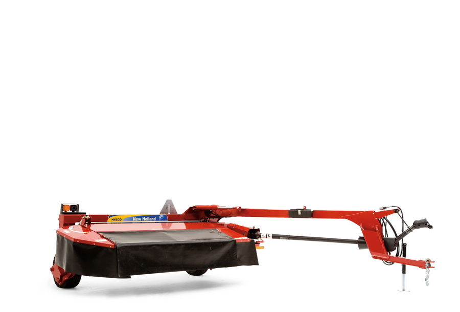 H6000 HEAVY-DUTY DISC MOWERS