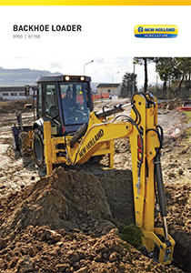 Backhoe Loaders - Brochure