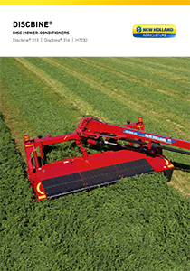 H7000 Discbine® Disc Mower-Conditioner - Brochure