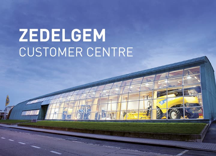 Zedelgem Customer Centre