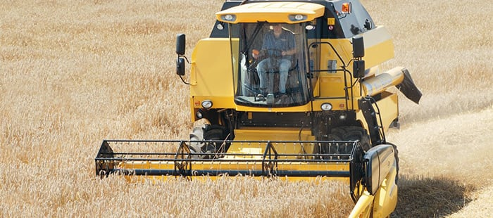 MECHANIZED HARVESTING BOOSTS PRODUCTIVITY