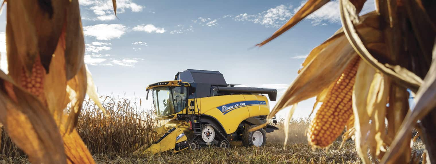 Yugagro 2016 Products New Holland Agriculture