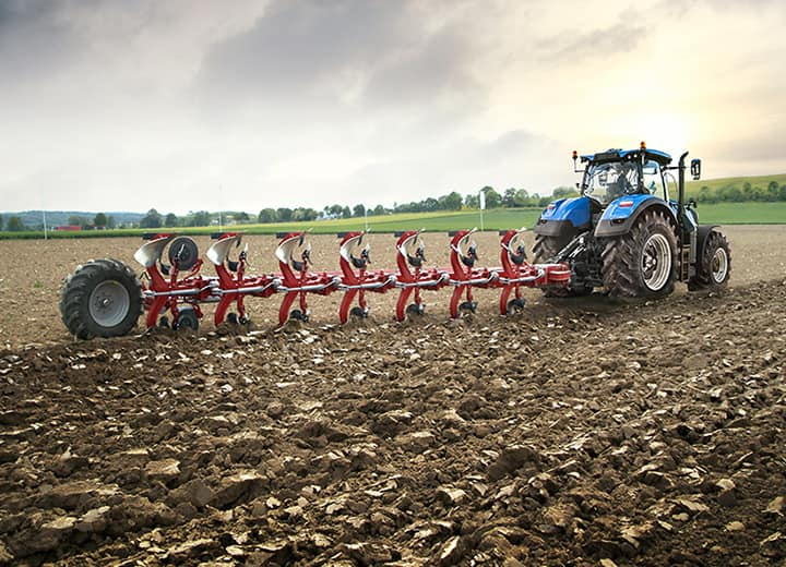 New Holland Agriculture Announces