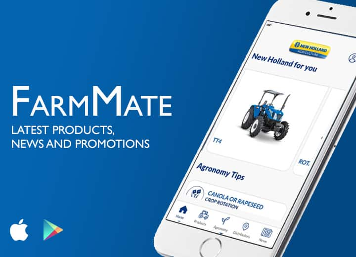 FarmMate by New Holland AG