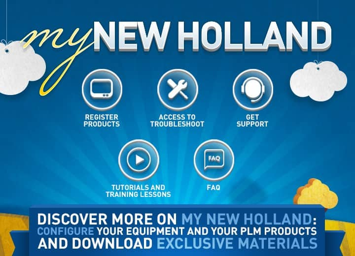 Discover more on My New Holland