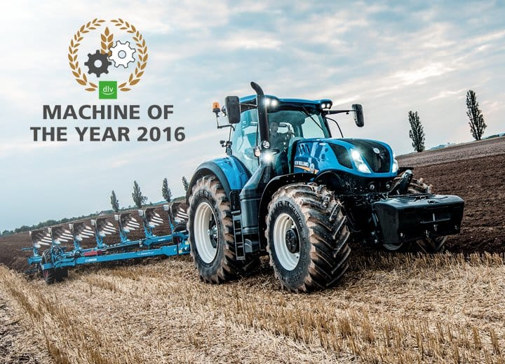 Machine of the Year 2016