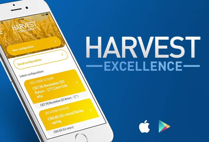 NEW HOLLAND HARVEST EXCELLENCE