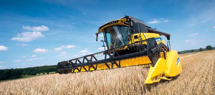 Harvesting - Rotor Combine are good opinion for harvesting soybeans