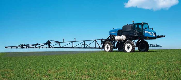 Crop Protection - Spraying