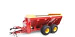 DURATANK™ SIDE-DELIVERY SPREADERS