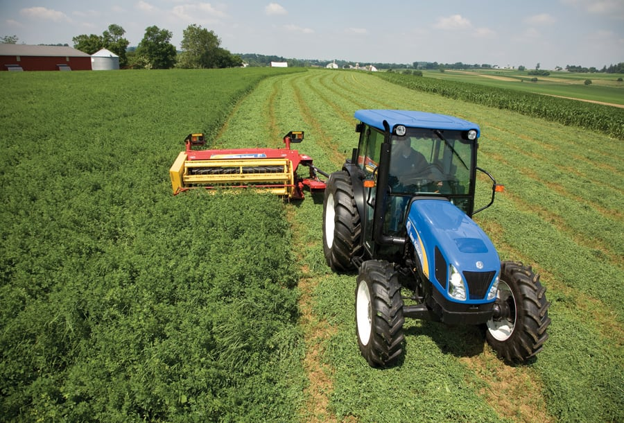 HAYBINE® MOWER-CONDITIONER - Overview | Hay & Forage | New