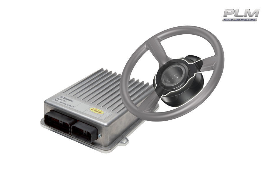 Assisted Steering: Trimble Autopilot™ Motor Drive