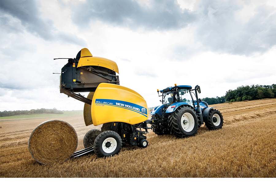 Baler Solutions: IntelliBale