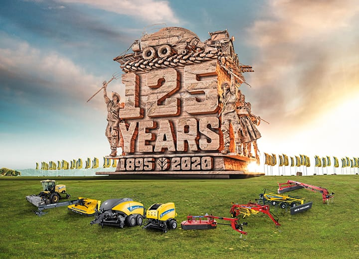 125 Year Celebration Finance Offer on Balers & Haytools