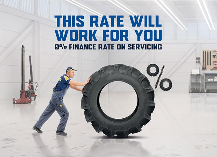 THIS RATE WILL WORK FOR YOU