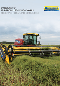Windrower Headers - Brochure