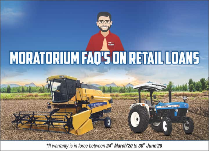 Moratorium FAQ's on Retail Loans