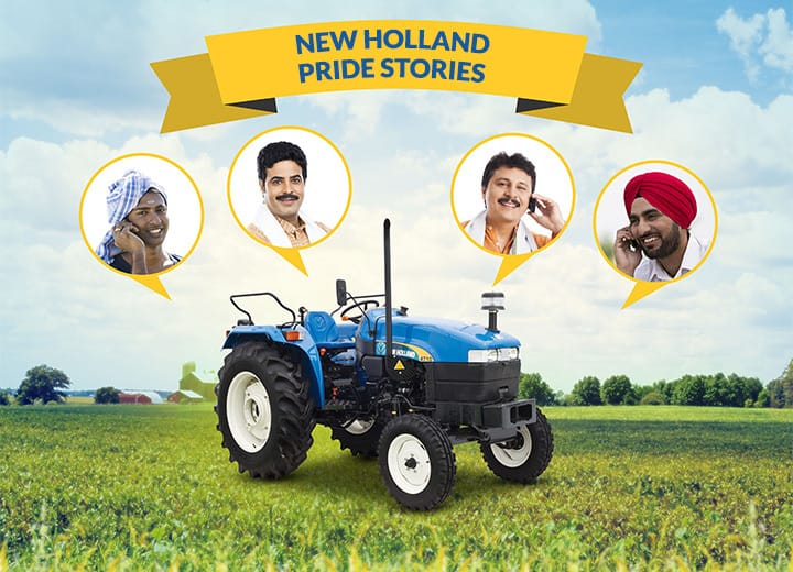 New Holland Pride Stories