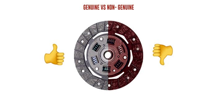Genuine Vs Non Genuine