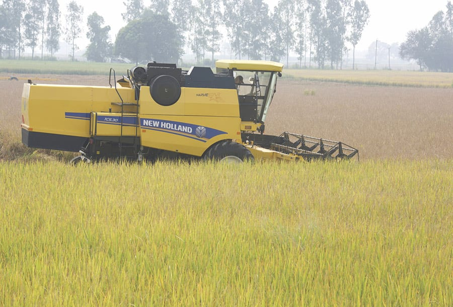 TC5 30 - Overview | Combine Harvester | New Holland (India) | NHAG