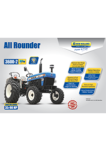 3600-2 TX All Rounder Rotary - Brochure