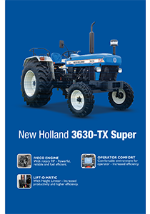 3630 TX Super - Brochure