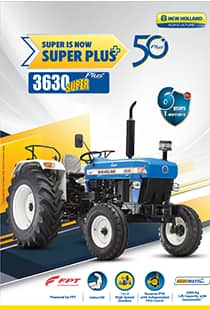 3630 TX Super Plus+ 2WD - Brochure