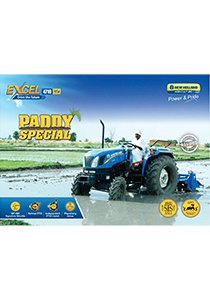 4710 Excel Paddy - Brochure