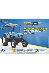 Excel 6510 2WD With Canopy - Brochure
