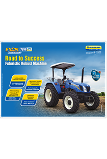 Excel 7510 4WD With Canopy - Brochure