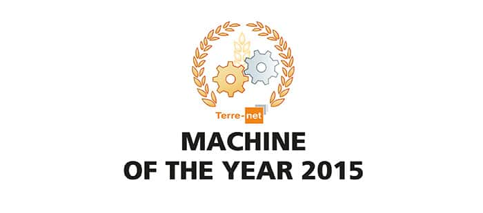 Machine of the Year 2015