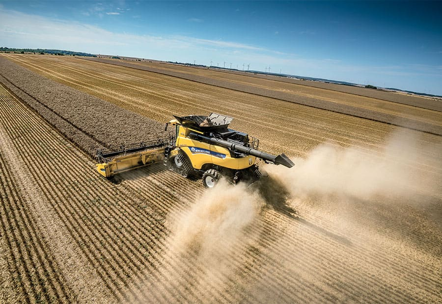 NEW HOLLAND FR920 FORAGE CRUISER NOW INCLUDES NEW NIR ON