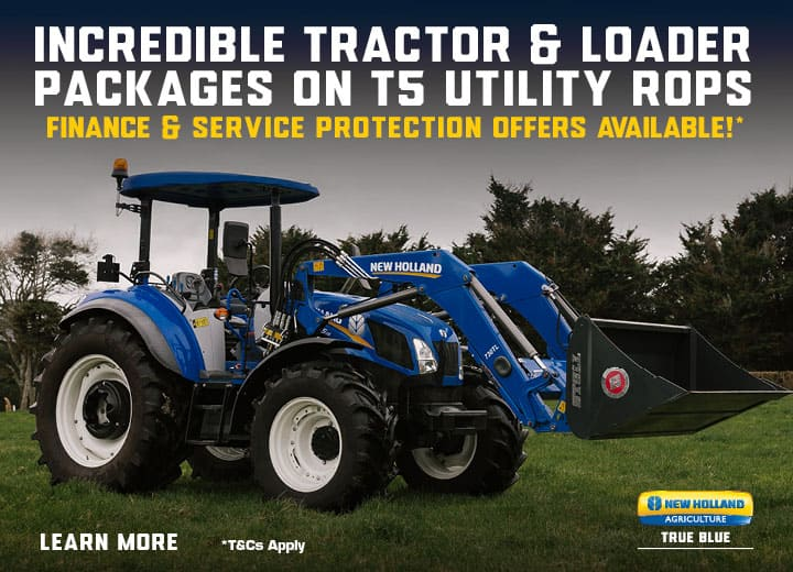 T5 UTILITY ROPS. THE ULTIMATE ALL-ROUNDER