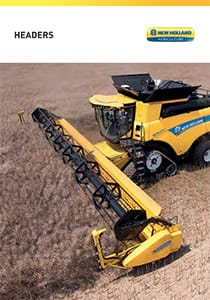 Combine Headers - Brochure