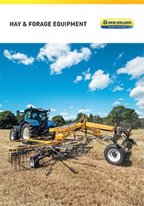 Hay & Forage Equipment - Brochure