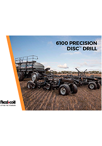 6100 Precision Disc Drill - Brochure