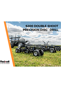 6200 Double Shoot Precision Disc Drill - Brochure