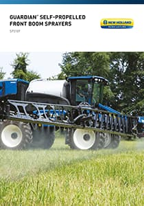 Guardian Front Boom Sprayers - Brochure