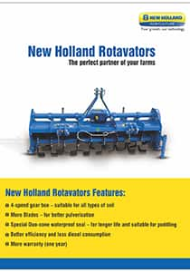 Rotavators - Brochure