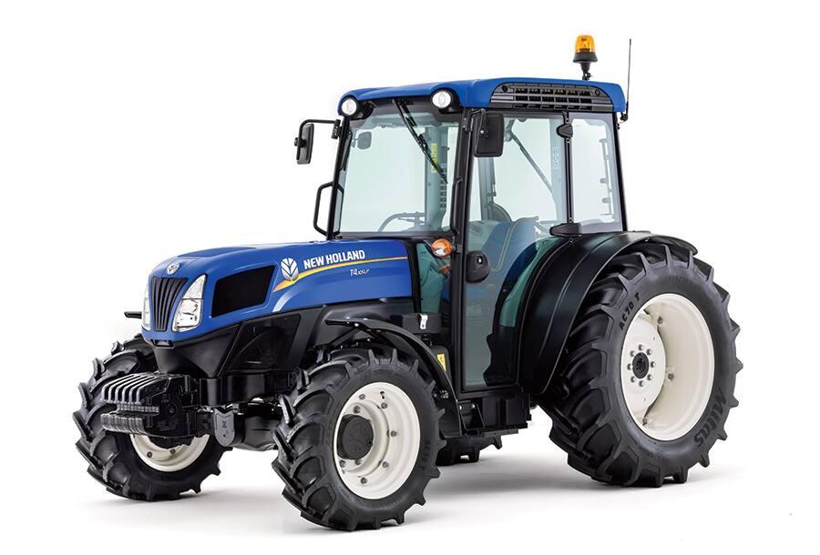Low Profile Tractor : T low profile antriebsstrang new holland de nhag